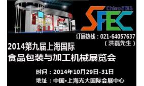 2014上海食品机械展会