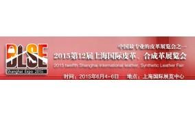 2015第12届上海国际皮革合成革展览会