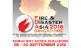 2016年新加坡消防展