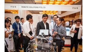 2016年新加坡自动化机器人展