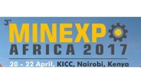 2017年东非肯尼亚国际矿业展矿山展