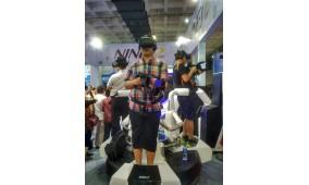 2018北京VR AR虚拟现实科技体验展览会——北京科博会
