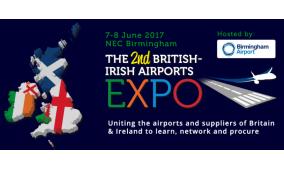 2017年第二届英国—爱尔兰国际机场设备展览会