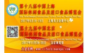第十九届中国(北京)国际休闲食品及进口食品博览会