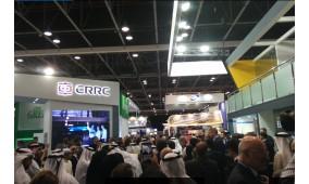 2019年第13届中东迪拜国际铁路及轨道交通展会-中国总代