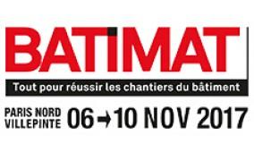 2017法国巴黎国际建筑展览会BATIMAT