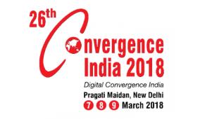 印度国际通讯展 Convergence India 2018