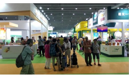 IOE世界油博会-2018第12届广州国际食用油及橄榄油产业博览会