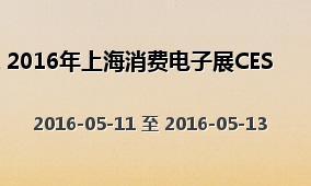 2016年上海消费电子展CES