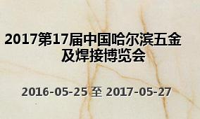 2017第17届中国哈尔滨五金及焊接博览会