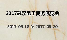 2017武汉电子商务展览会