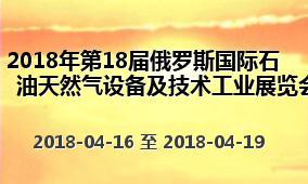 2019年第19届俄罗斯国际石油天然气设备及技术工业展览会